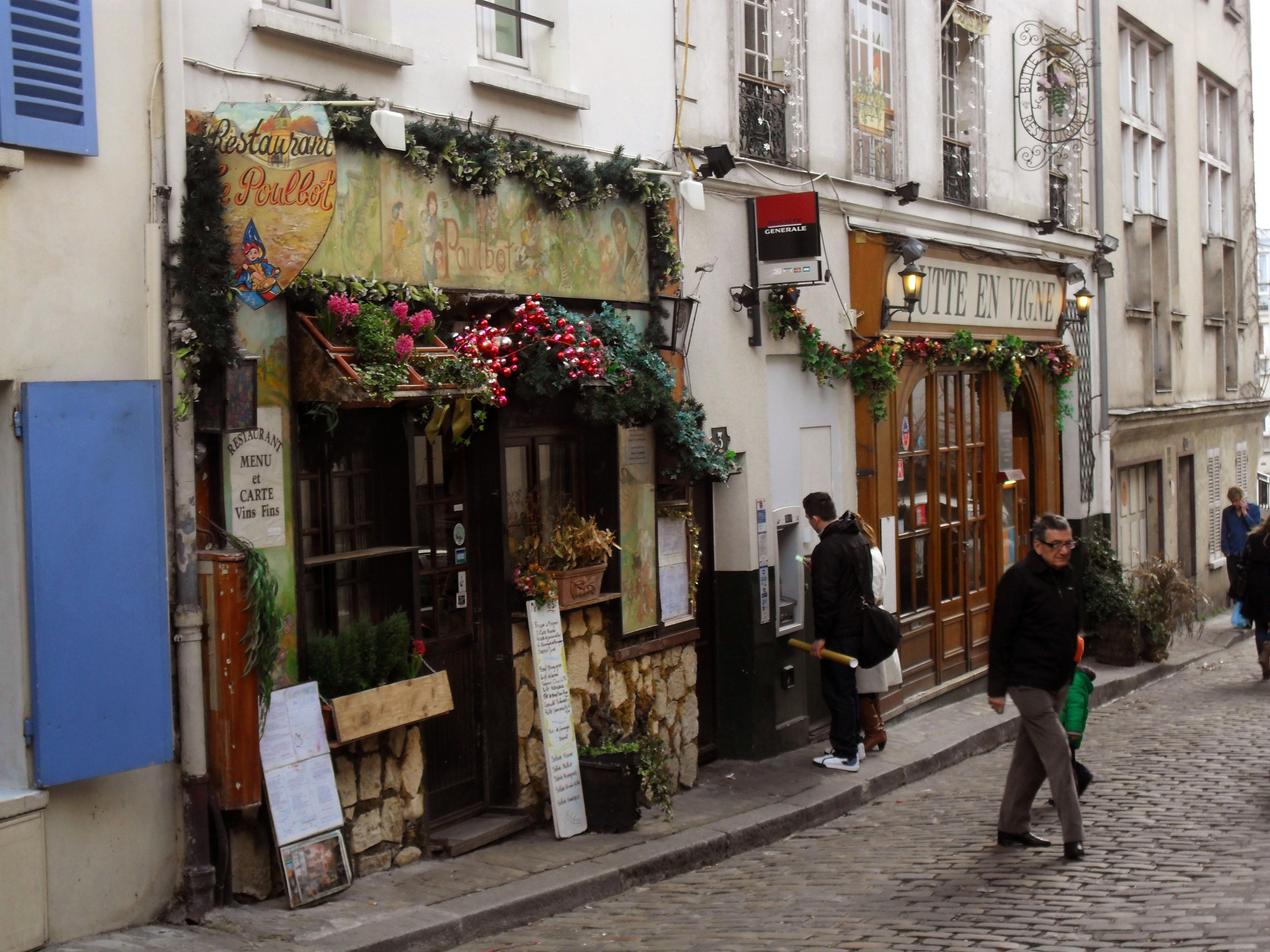 Montmartre Jolie 224 Paris